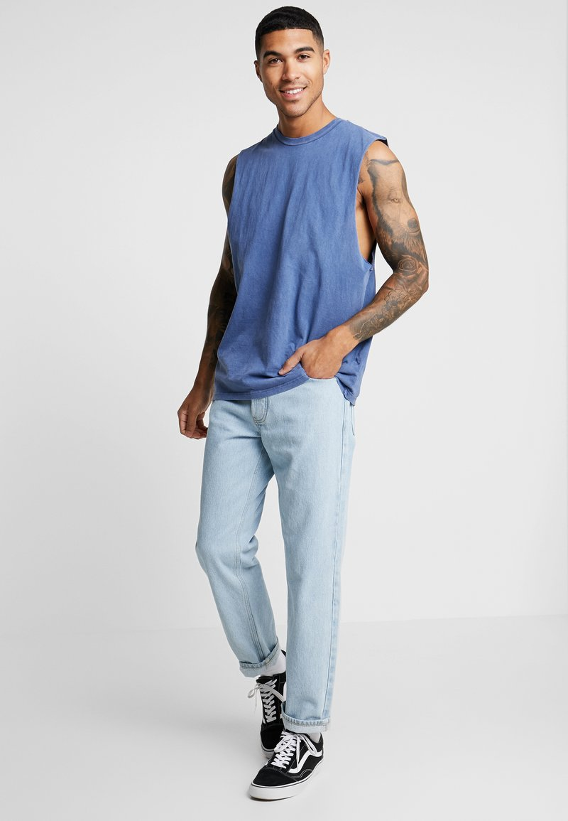 Topman - COBRA 2 PACK - Top - blue/rose