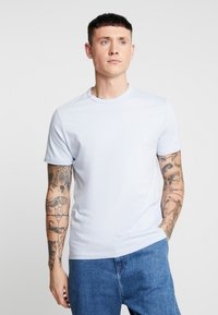 Topman - 7 PACK - T-shirts - grey/white/ red - 2
