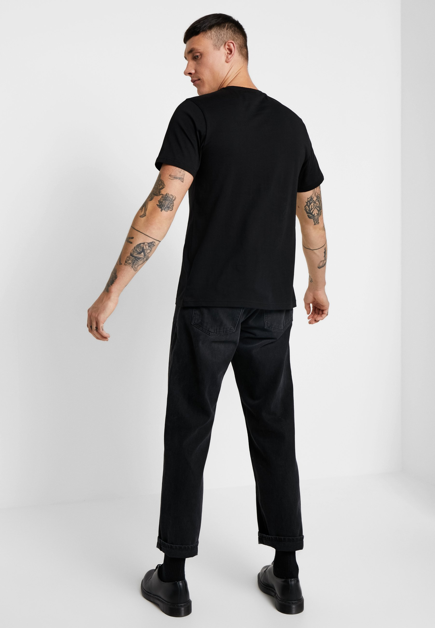 Black DoggT Topman shirt Imprimé Doggy CxoeBd