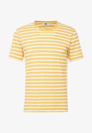 MARL HARRY - T-shirt med print - yellow