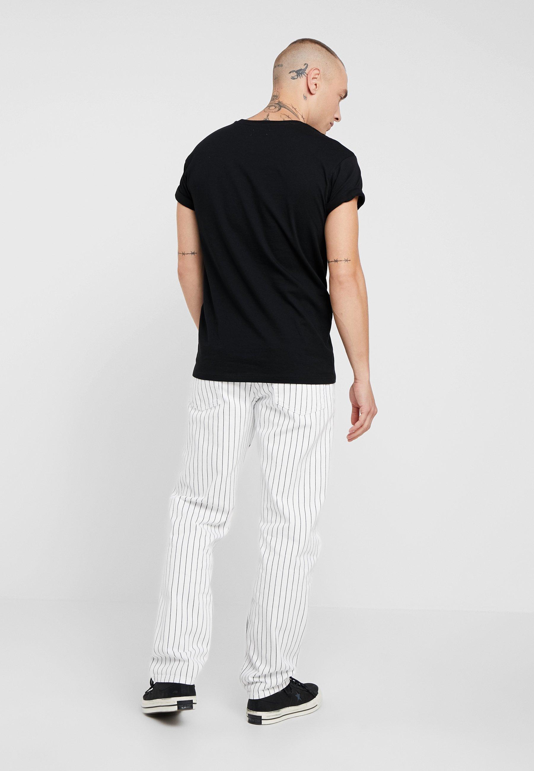 Black Basique white Topman 2 PackT shirt qSGUzMVp