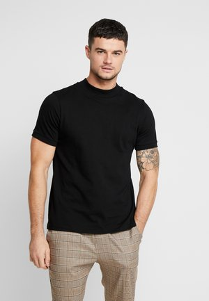 TURTLE - T-shirts - black
