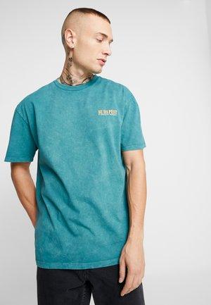 SAN FRAN DESTINATION TEE - T-shirts med print - petrol