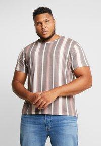 Topman - Print T-shirt - multicolor - 0