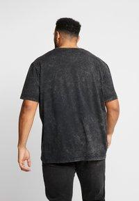 Topman - T-shirts med print - black - 2