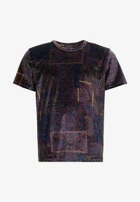Topman - PAISLEY TEE - T-shirt print - apple - 3