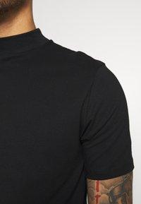 Topman - TURTLE 2 PACK - T-shirt - bas - black - 4