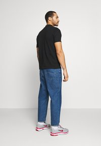 Topman - TURTLE 2 PACK - T-shirt - bas - black - 3