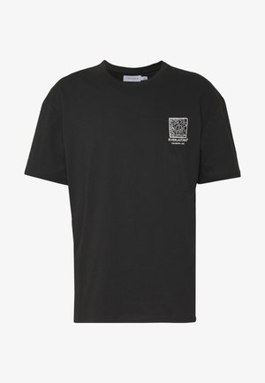 EVER MONO TEE - Print T-shirt - black