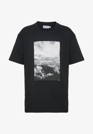MONO TEE - T-shirt med print - black