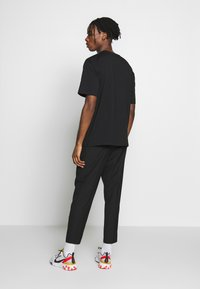 Topman - SKETCH TEE - T-shirt print - black - 2