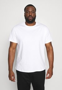 Topman - CLASSIC 3 PACK  - T-shirt basic - white - 2