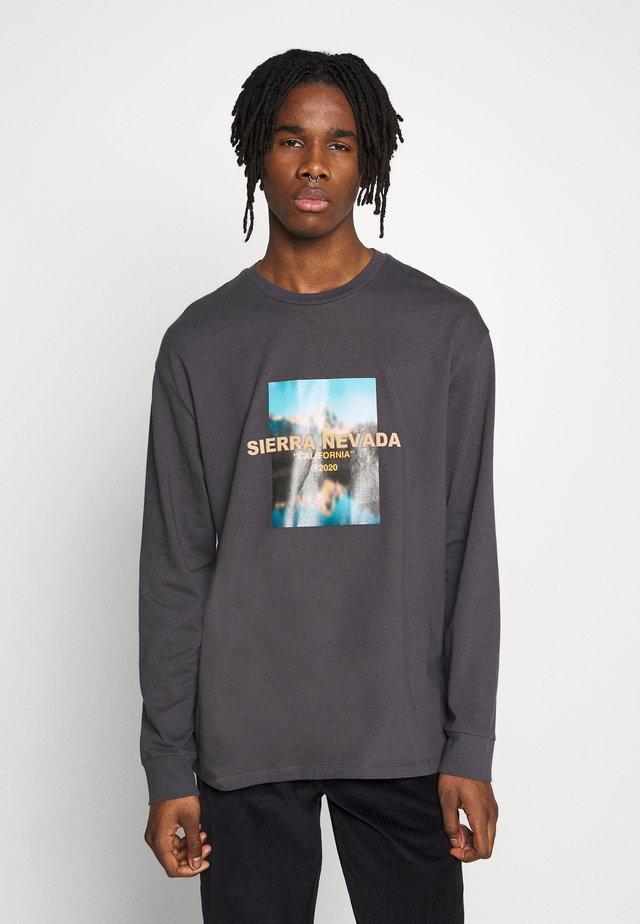 UNISEX SIERRA NEVADA - Pitkähihainen paita - grey