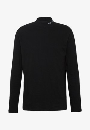 BRANDED TURTLE - Longsleeve - black