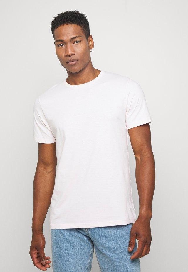 5 PACK - T-shirt basic - black/blue/off-white
