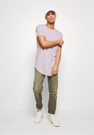 T-shirt basique - white/pink