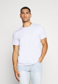 Topman - 3 PACK - T-shirt - bas - grey/green - 5