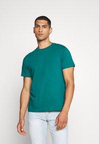 Topman - 3 PACK - T-shirt - bas - grey/green - 4