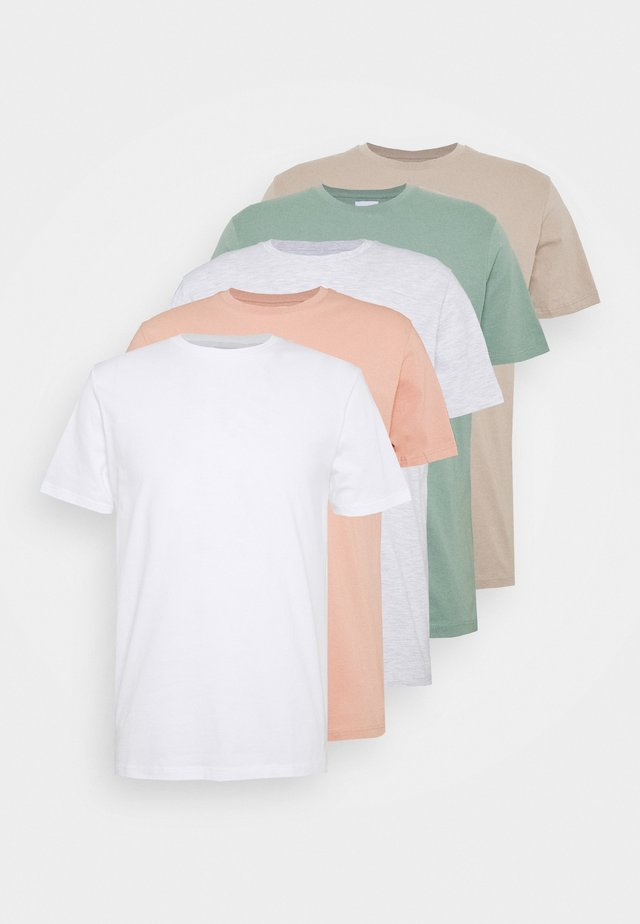 5 Pack - T-shirts - multi