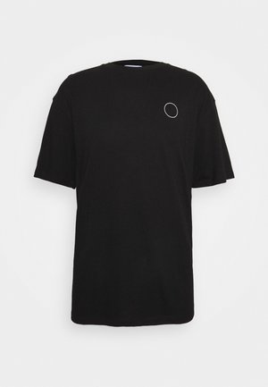 SKETCH - T-shirt con stampa - black