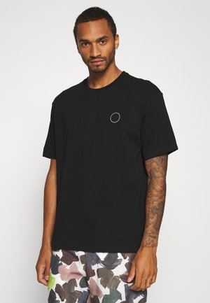 SKETCH - T-shirt med print - black