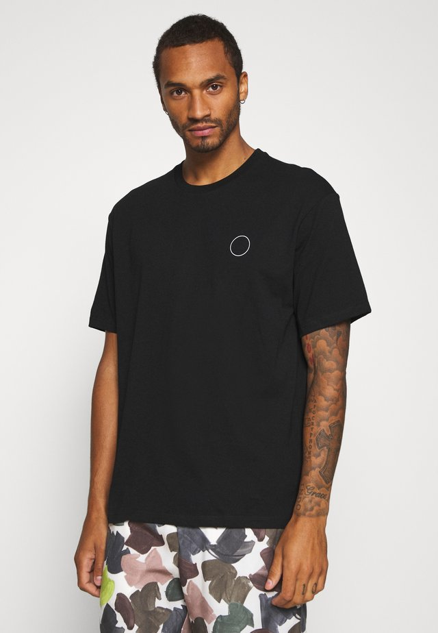 SKETCH - T-shirt con stampa - black