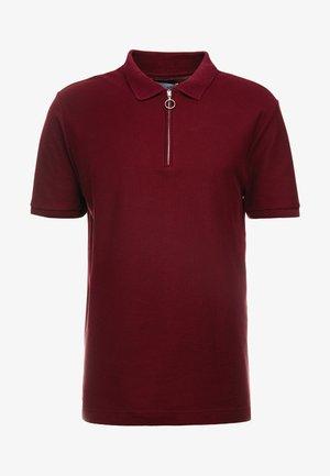 ZIP - Koszulka polo - burg