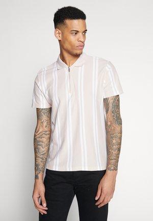FASHION STRIPE - Polo shirt - pink