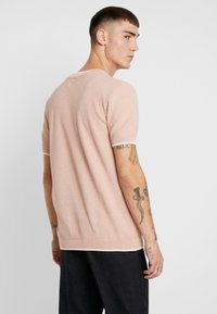 Topman - TEXT CREW - Jumper - pink - 2
