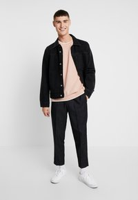 Topman - TEXT CREW - Jumper - pink - 1