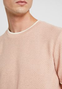 Topman - TEXT CREW - Jumper - pink - 5