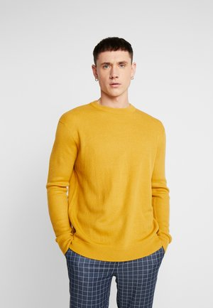 Jumper - mustard yellow
