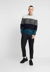 Topman - Pullover - blue - 1