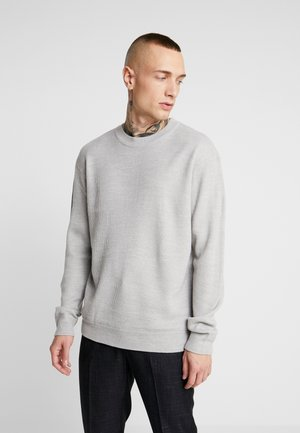 CREW - Jumper - grey