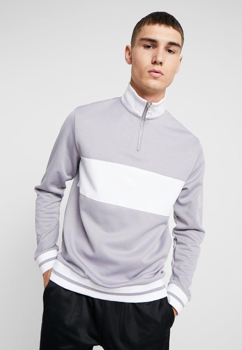 Topman - TRICO - Sweatshirt - purple