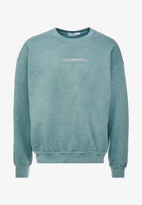 Topman - Sweatshirt - green - 4
