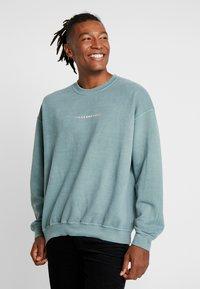 Topman - Sweatshirt - green - 0