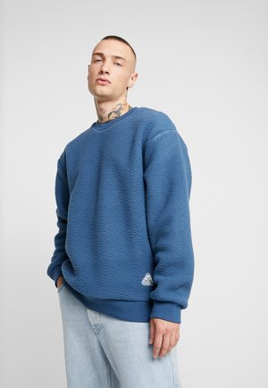 BORG CREW - Sweat polaire - blue