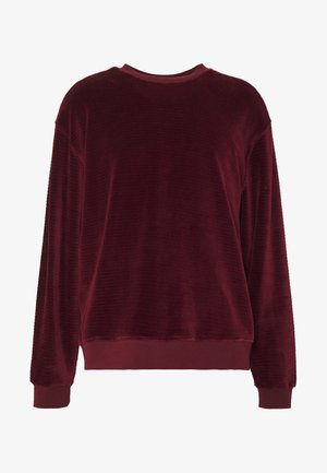 CREW - Sweatshirt - burgundy