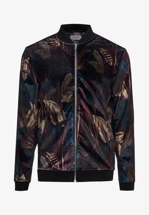 LEAF BOMBER - Bomber Jacket - multi