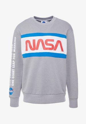 NASA LOGO - Sweatshirts - grey
