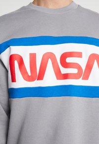 Topman - NASA LOGO - Sweater - grey - 3