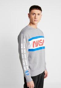 Topman - NASA LOGO - Sweater - grey - 4