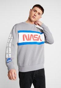 Topman - NASA LOGO - Sweater - grey - 0