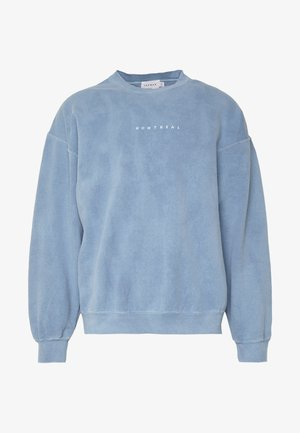 MONTREAL PUFF PRINT - Sweater - blue
