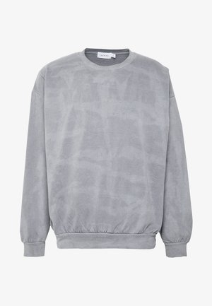 BLACK WASHED BERLIN - Sweatshirt - grey