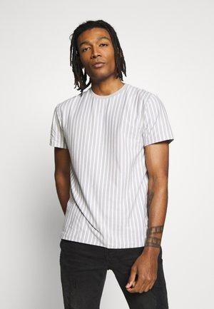 NEW VERT HARRY STRIPE - Sweatshirt - grey