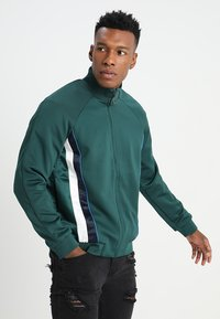 Topman - NEW FOREST GREEN - Giacca sportiva - green - 0