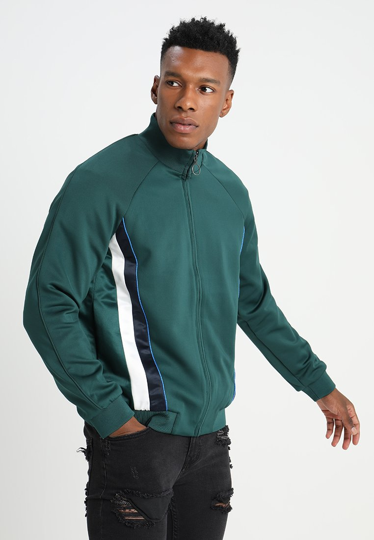 Topman - NEW FOREST GREEN - Giacca sportiva - green