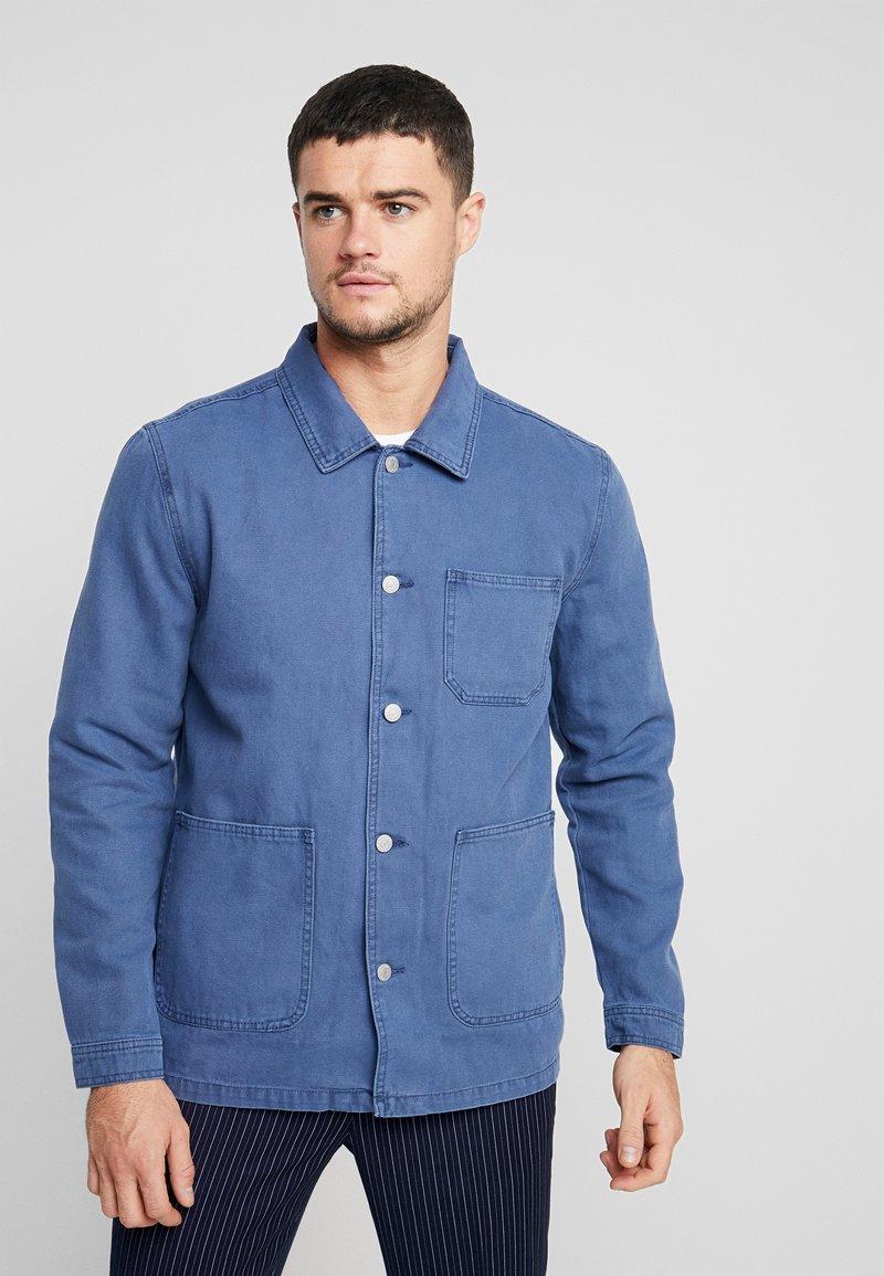 Topman - CHORE - Lehká bunda - blue